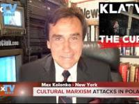Poland Attacked by Cultural Marxists - Atak na Polskę - Max Kolonko Tells It Like It Is on MaxTV