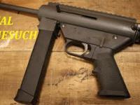Domowej roboty pistolet 9mm