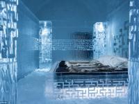 Luksusowy Ice Hotel w Szwecji