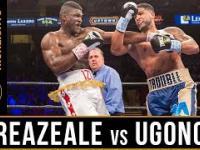Breazeale vs Ugonoh HIGHLIGHTS