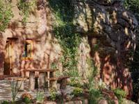 Dom zbudowany w 800-letniej jaskini