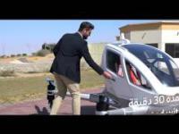 W Dubaju możesz sobie zamówić latającą taksówkę