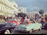 Zdjęcia zrobione na Kubie w 1954 roku