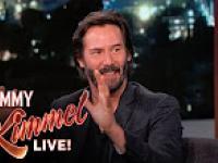 Keanu Reeves o nagrywaniu sceny seksu z żoną reżysera