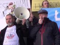 Wiec przeciwko bezkarności sądów - Katowice 03.03.2017