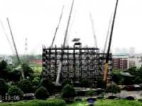 Budowa wieżowca w 6dni!