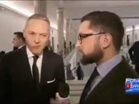 Jacek Żalek z PIS głosował ale nie wie za kim