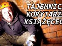 KLAUSTROFOBIA tajemiczy Korytarz Książęcy - Urbex History