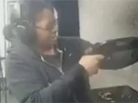 Lekcja fizyki na strzelnicy