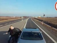Stop Cham - Niebezpieczne i chamskie sytuacje na drogach 49