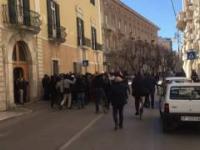Tymczasem we włoskim mieście Foggia