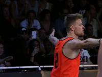 Lipek vs 2017 NBA Dunk Contest