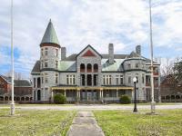 Opuszczone szpitale psychiatryczne