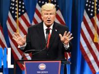 Alec Baldwin parodiuje Donalda Trumpa