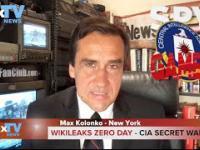 WikiLeaks CIA Secret War - Jak szpieguje CIA - Max Kolonko Mówi Jak Jest