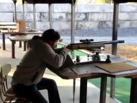 Strzelanie z jednego z najmocniejszych karabinów na świecie