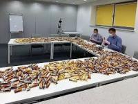 OTWORZYLI 1000 (tysiąc) batonów LION. Ile wygrali?!
