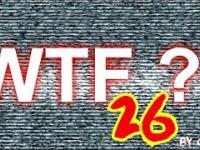 Mix WTF'ów 26 by Cinek