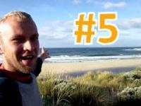 5 AUSTRALIA autostopem - Nocleg za milion złotych