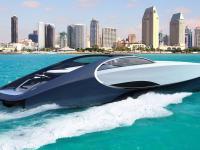 Luksusowy jacht Bugatti