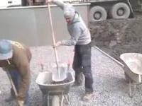 polacy praca w uk taczki part 1