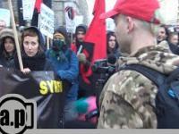 Pyta vs Antifa, czyli antifajt