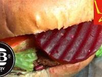 Buractwo i cebula w Bobby Burger - TEST JEDZENIA