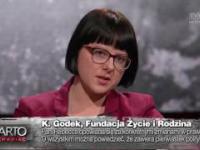 Małgorzata Ogórek miażdży mlodą zwolenniczkę aborcji u Pospiszalskiego - 16.3.2017