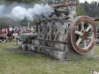 Odpalanie po latach potęznych silników