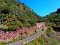 Nasz przelot dronem nad Gran Canaria