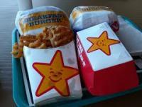 Godny polecenia, tani burger w USA