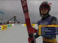 Komentatorzy Eurosportu o norweskich kombinezonach...