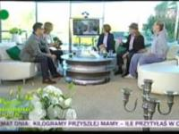 Kompromitacja Julii Pitery (PO) w wypowiedzi o marihuanie (TVP2)