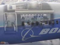 Sypialna pilotów w Boeingu 777