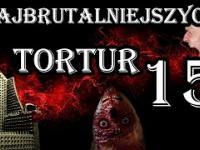 NAJSTRASZNIEJSZE średniowieczne tortury