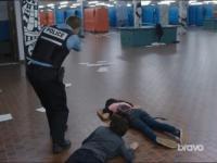 Genialna scena z kanadyjskiego serialu policyjnego. 13 minut bez cięć.