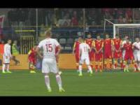 Polska - Czarnogóra (2:1) skrót meczu 26.03.2017