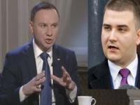 Andrzej Duda MOCNO o Misiewiczu
