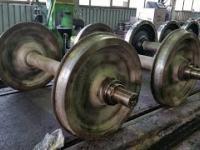 Niesamowite maszyny do produkcji kół kolejowych // Manufacture of railway wheels