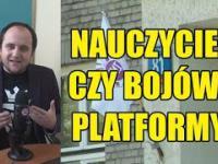 MÓJ KOMENTARZ: ZNP czyli Związek Nauczycielstwa Platformy (Obywatelskiej)
