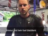 Brytyjczyk buduje odrzutowy kostium umożliwiający latanie w stylu Iron Mana