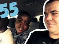55 Przez Świat na Fazie - Droga do Namibii
