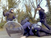 One Way Ticket To Jail Tutorial - Wing Chun Vs Riot Police