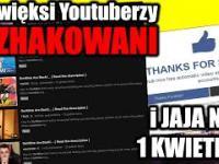 YouTuberzy Zhakowani przez OurMine i Cenzura Angielskiej Policji?