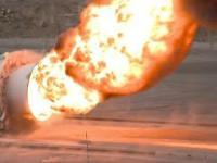 Odpalanie silników odrzutowych