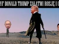 Szeryf Trump załatwi Rosję i Chiny! Kowalski & Chojecki NA ŻYWO 06.04.2017