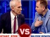 Sekretarz PZPR vs Młode pokolenie Adam Andruszkiewicz piątkowa rozmowa z posłem Świeckim