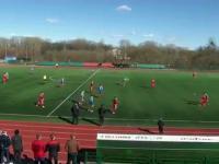 Niecodzienny nokaut-gol w Białoruskiej okręgówce