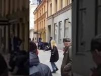 Sztokholm: zatrzymanie terorysta