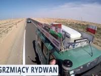 Grzmiący Rydwan - przejazd przez Saharę